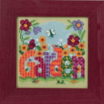 """Набор для вышивания """"Garden • Сад"""" Mill Hill"""