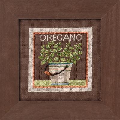 """Набор для вышивания """"Oregano • Орегано"""" Mill Hill"""