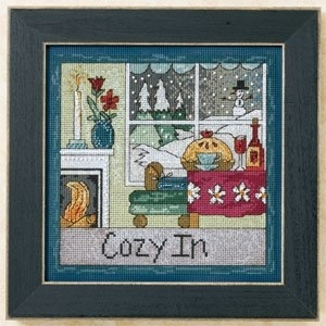 "Набор для вышивания ""Cozy In • Уют"" Mill Hill"
