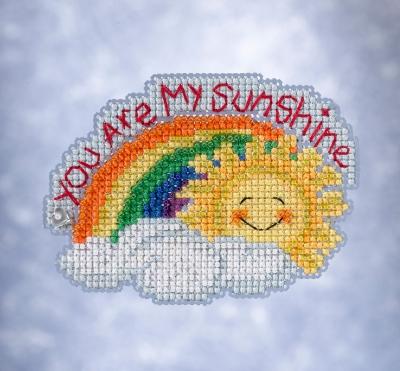 "Набор для вышивания ""My Sunshine • Мое солнышко"" Mill Hill"